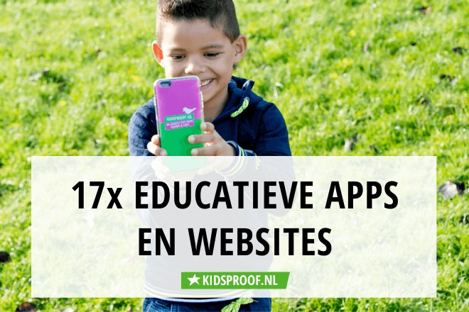 Educatieve websites en leerzame apps